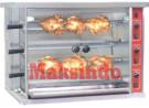 Jual Mesin Pemanggang Ayam untuk Ayam Panggang di Jakarta