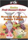 Jual Mesin Es Krim Buah Rumah Tangga di Jakarta