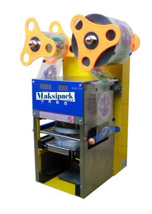 Mesin Cup Sealer Semi Otomatis 2