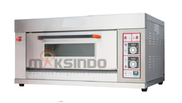 gas-baking-oven