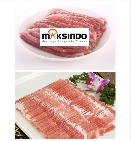Mesin Meat slicer new-maksindojakarta