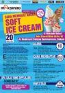 Training Usaha Soft Ice Cream di Bekasi, 20 Agustus 2016