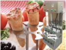 Jual Mesin Pembuat Pizza Cone Paket Lengkap di Jakarta