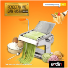 Jual Cetakan Mie Manual Rumah Tangga ARDIN di Jakarta