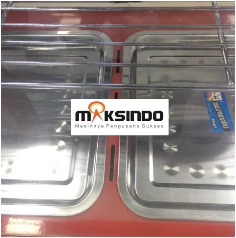 Mesin Diplay Warmer (MKS-2W)-2
