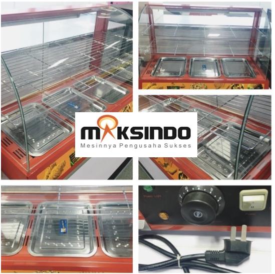 Mesin Display warmer (MKS-3W)-2