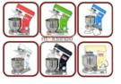 Jual Mesin Mixer Planetary 10 Liter (MPL-10) di Jakarta