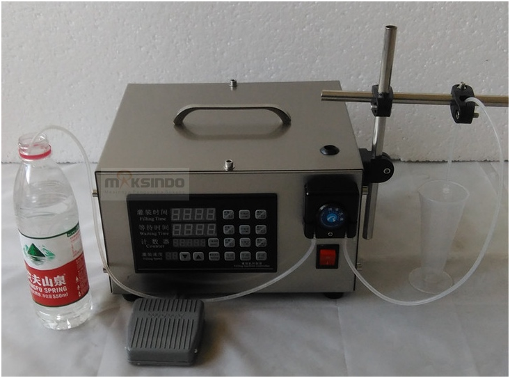 Mesin Filling Cairan Otomatis (MSP-F100)-5