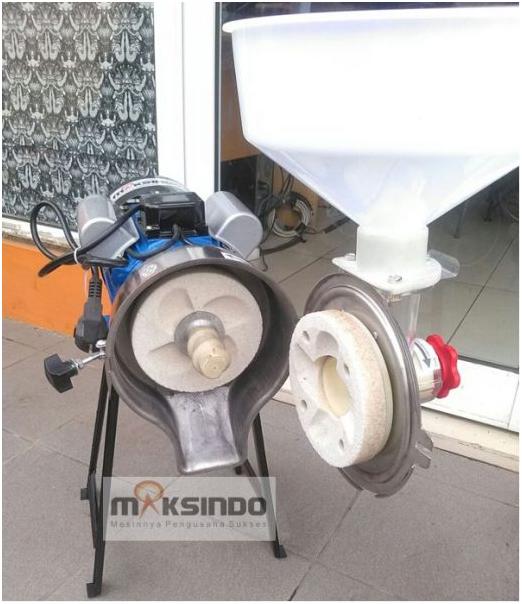 Mesin Giling Bumbu Basah GLB220-6