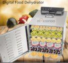 Jual Mesin Food Dehydrator 6 Rak (FDH6) di Jakarta