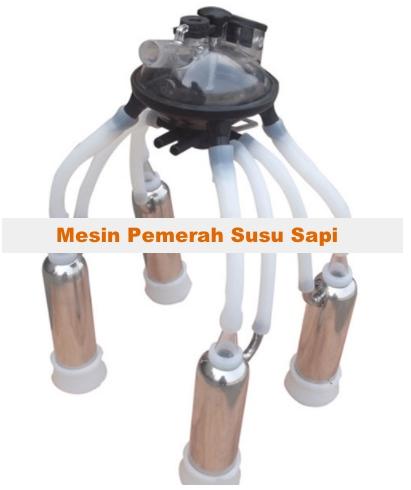 Mesin Pemerah Susu Sapi - AGR-SAP01-2