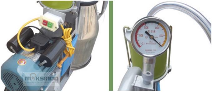 Mesin Pemerah Susu Sapi - AGR-SAP01-3