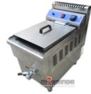 Jual Mesin Gas Fryer 17 Liter (MKS-181) di Jakarta