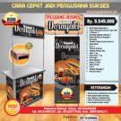 Paket Sweet Dorayaki ( Listrik ) Progam BOM