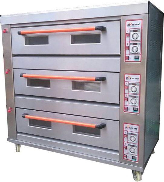 Mesin-Oven-Roti-Gas-3-Rak-9-Loyang-GO39