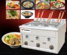 Jual Mesin Pemasak Mie 6 Lubang (Gas, MKS-PC6) di Jakarta