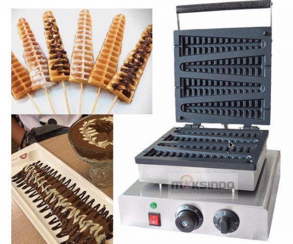 Mesin-Waffle-Bentuk-Stick-Lolly-LL40