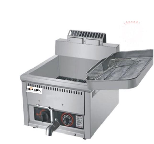 Mesin Luxury Gas Fryer 17 Liter (MKS-G17B)-2