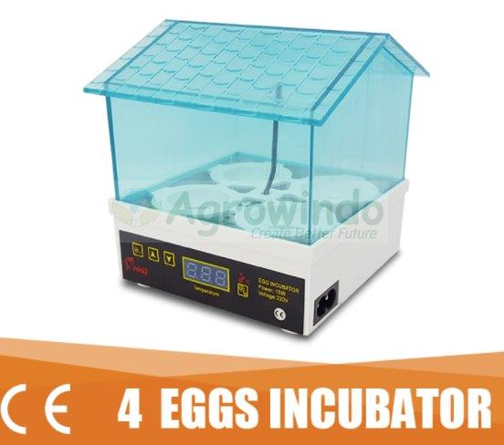 ual Tetas Telur Mini 4 Butir (AGR-TT4)