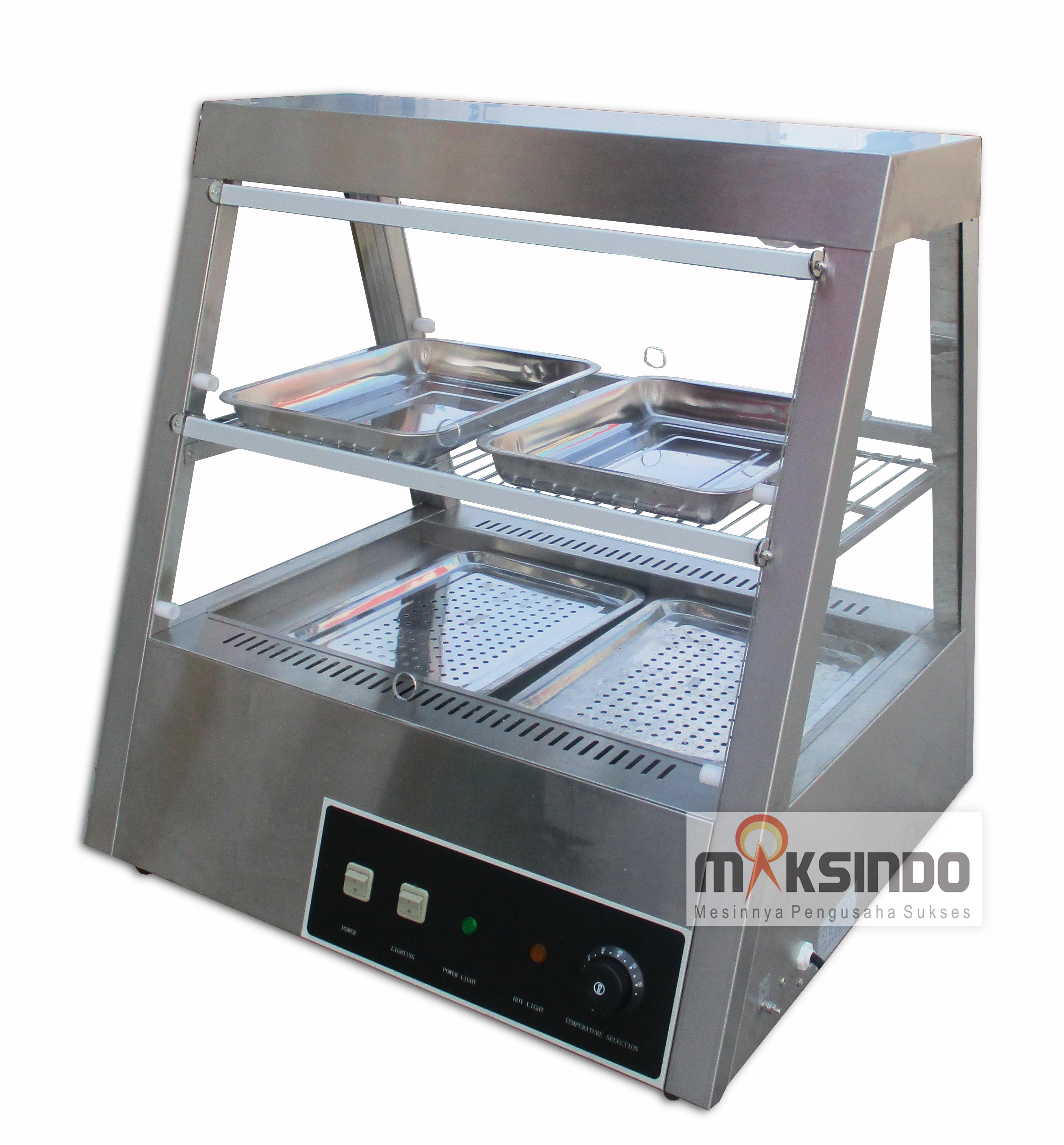Jual Mesin Food Warmer Kue (MKS-DW77) di Jakarta