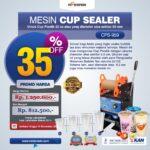 Jual Mesin Cup Sealer CPS-959 di Jakarta