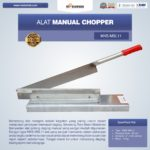 Jual Alat Manual Chopper MKS-MSL11 di Jakarta