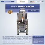 Jual Mesin Mixer Bakso MKS-MX4 di Jakarta