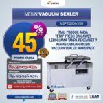 Jual Mesin Vacuum Sealer DZ500/2SB di Jakarta