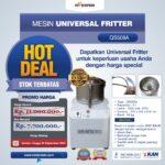 Jual Mesin Universal Fritter QS508A di Jakarta