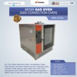 Jual Mesin Gas Oven (Gas Convection Oven) MKS-OCG5 di Jakarta