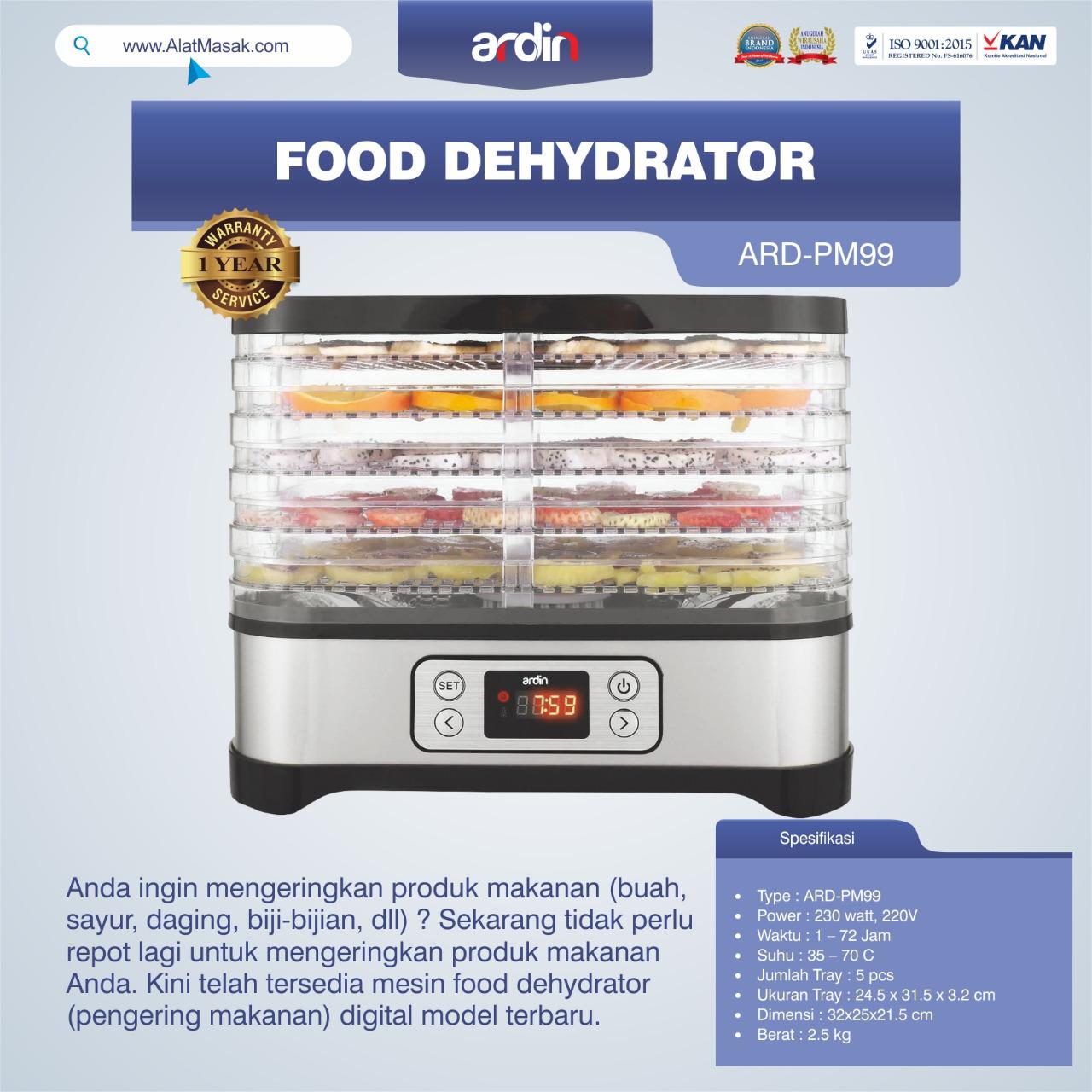 Jual Food Dehydrator ARD-PM99 di Jakarta